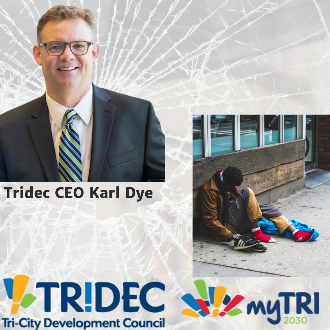 TRIDEC CEO KARL DYE